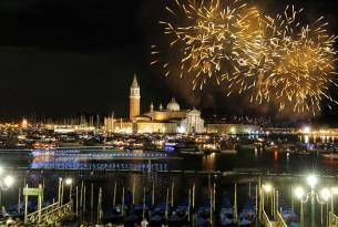 Venecia: vive el Festival del Redentor (incluye festival en en barco y cena a bordo)