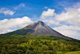 Bellezas de Costa Rica (con Tortuguero, Arenal, Rincón de la Vieja y Tabacón)