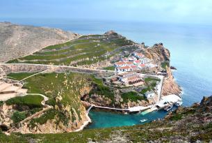 Senderismo en grupo y para singles en Portugal: Islas Berlengas y Termas Do Vimeiro