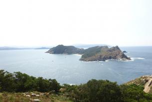 Islas atlánticas: las Islas Cíes e Isla de Ons (exclusivo single)