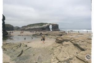Galicia: playa de las Catedrales y Mariña Lucense en grupo single