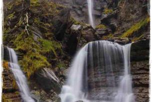 Senderismo en el Puente del Pilar: Salto del Nervión y desfiladero del Purón