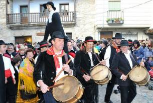 Carnaval de Peropalo y comparsas de Navalmoral de la Mata