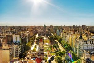 Un clásico de Argentina: Buenos Aires, Iguazú, Salta, El Calafate y Ushuaia