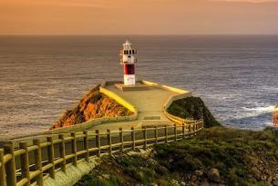 La auténtica Galicia: donde el océano se une con el mar