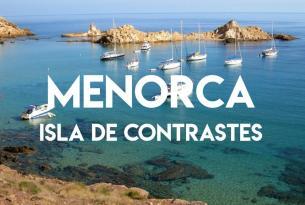 Menorca, paraiso natural