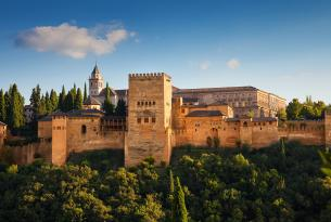 Andalucía a tu aire, en coche de alquiler