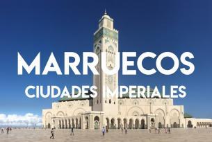 Marruecos: Ciudades imperiales y desierto de Ouarzazate en privado