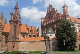 Escapada a Vilna: conoce la capital de Lituania en 3 días