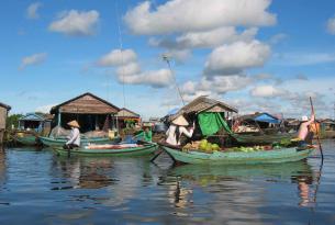 Vietnam y Camboya en grupo singles
