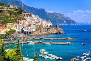 Circuito por Roma y Costa Amalfitana especial singles