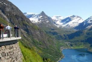 Crucero Fiordos Noruegos para Singles: Stavanger, Bergen, Alesund,...