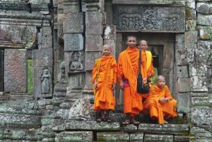 Camboya y Hong Kong en verano (Exclusivo Singles)