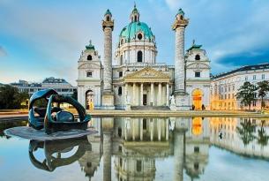 Praga y Budapest (Exclusivos Singles)