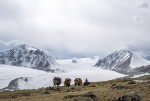 Expedición por Mongolia: en busca de la cordillera Altai Tavan Bogd