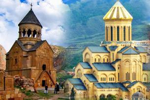 Armenia y Georgia con guía privado