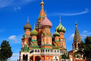 Viaje a la Rusia cultural y musical: Moscú, San Petersburgo y Klin