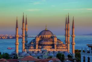 Semana Santa en Turquía en grupo (8 días)