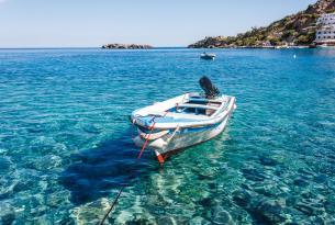 Lo mejor de Creta en Semana Santa en grupo