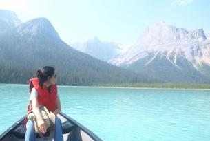 Canadá: los Parques Nacionales de las Rocosas a tu aire en coche de alquiler