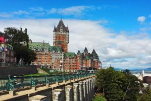 Ruta en coche por lo mejor del Este de Canadá