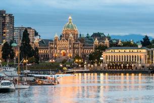 Minicircuito por Vancouver y alrededores (5 días)