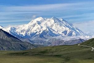 Alaska imprescindible en tren (8 días)