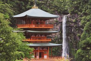 Otoño rojo en Japón en grupo con Kumano Kodo y guía (13 días)