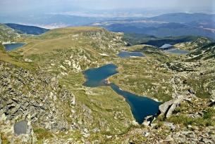 Trekking por el techo de los Balcanes: Rila y Pirin (Bulgaria)