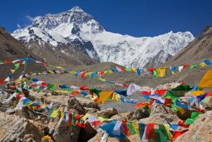 La Ruta de la Amistad en el Tibet y Nepal