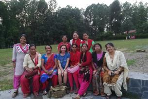 Viaje a Nepal en Semana Santa para mujeres