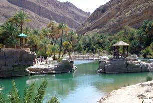 Viaje a Omán en Semana Santa