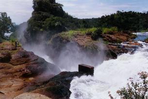 Norte de Uganda: Parque Nacional de Kidepo, Jinja y río Nilo en grupo