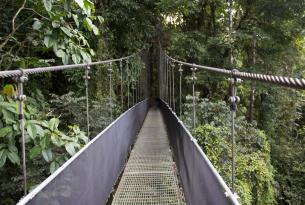 Costa Rica con Corcovado a tu aire en coche de alquiler (el tour económico)