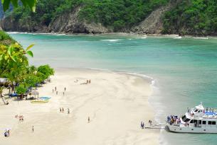 Playas y aventura en Costa Rica de costa a costa
