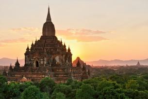 Tesoros de Birmania (8 días clásico)