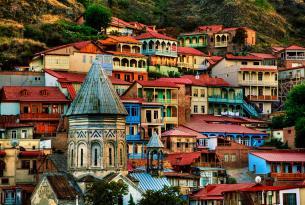 Viaje cultural al Cáucaso: Georgia, Armenia y Azerbaiyán