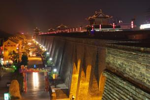 China en grupo: tour por Beijing, Datong, Wutaishan, Pingyao, Xi'an y Shanghai (14 días)