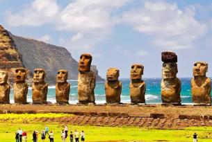Aventura En Isla De Pascua