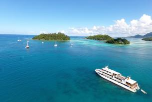 Seychelles paradisíacas en crucero boutique (8 días)