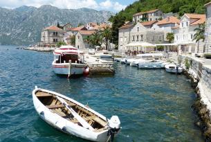 Crucero en yate por el Adriático: Croacia, Grecia, Montenegro y Albania