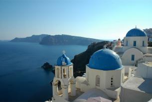 Lo mejor de Grecia y Turquía