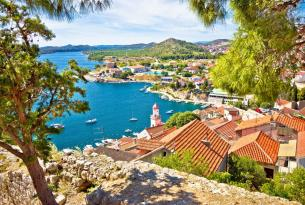 Crucero en yate por el Adriático y Grecia