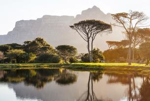 Ruta en autocaravana por la Sudáfrica salvaje