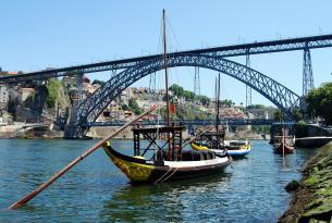 La Región de Oporto en grupo (5 días): Pinhão, Braga, Guimarães,...