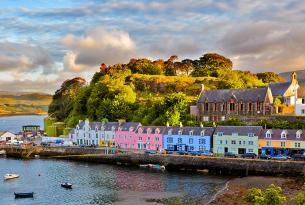 Escocia: Circuito de Harry Potter y la isla de Skye