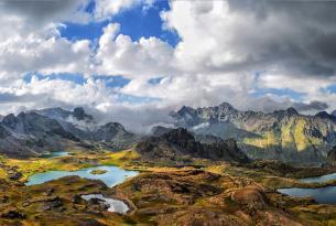 Escocia: Tierras Altas y Lago Ness