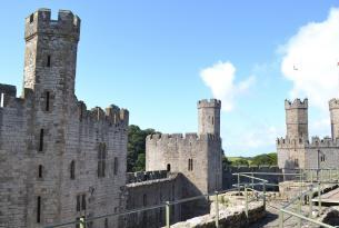 El norte de Gales: la ruta de los castillos