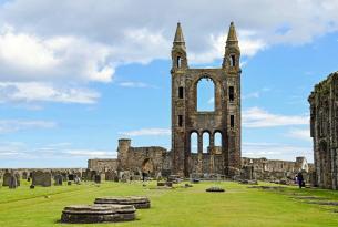 Escocia histórica: en la frontera de Inglaterra y Escocia