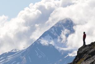 Alaska: Canoa y Trekking